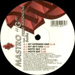 Mastro G Feat. Fred Kannone - Balla